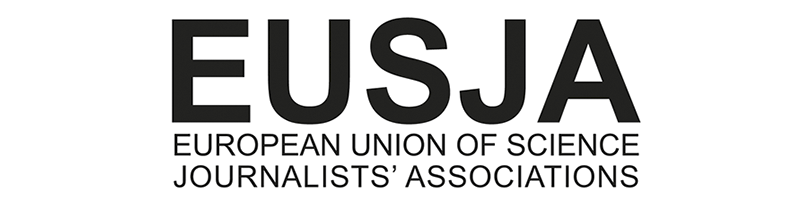 Logo European Union of Science Journalists Associations